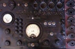 Viejo aparato de medición Imagen de archivo