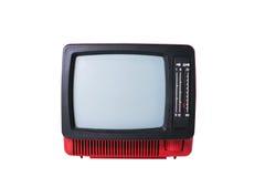 Viejo aparato de TV fotografía de archivo
