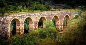 Viejo aquaduct Fotografía de archivo libre de regalías