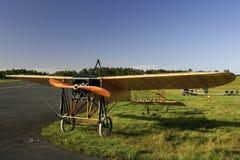 Viejo avión Imagenes de archivo