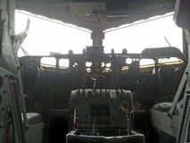 Viejo avión Foto de archivo