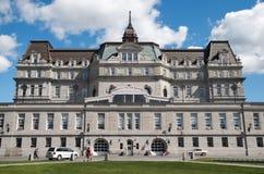 Viejo ayuntamiento Montreal Imagen de archivo