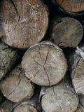 Viejo backround de madera del vintage Fotografía de archivo libre de regalías