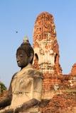 Viejo Buda. Fotos de archivo libres de regalías