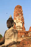 Viejo Buda Fotos de archivo