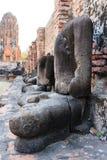 Viejo Buda. Imagen de archivo libre de regalías