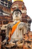 Viejo Buda Foto de archivo