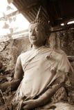 Viejo Buda Imagenes de archivo