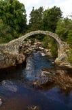 Viejo Carr Bridge imagenes de archivo