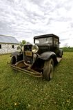 1931 viejo Chevy Coiupe Imagen de archivo