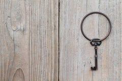 Viejo clave Imágenes de archivo libres de regalías