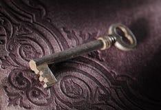 Viejo clave Fotos de archivo libres de regalías