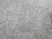 Viejo color del blanco de la textura del cemento fotografía de archivo libre de regalías