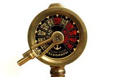 Viejo control de velocidad Foto de archivo libre de regalías