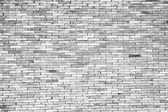 Viejo diseño blanco de la textura de la pared de ladrillo Vacie el fondo blanco del ladrillo para las presentaciones y el diseño  Fotos de archivo