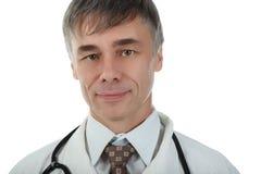 Viejo doctor imágenes de archivo libres de regalías