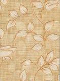 Viejo elemento del papel pintado Imagenes de archivo