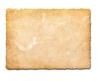 Viejo espacio en blanco de la foto retro Imágenes de archivo libres de regalías