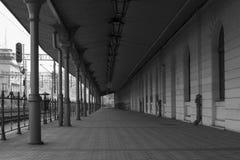 Viejo ferrocarril Imagen de archivo