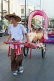 Viejo festival de la ciudad de Phuket Fotografía de archivo libre de regalías