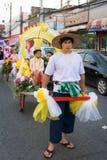 Viejo festival de la ciudad de Phuket Imagen de archivo libre de regalías