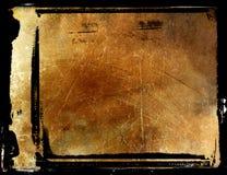 Viejo filmstrip Foto de archivo libre de regalías