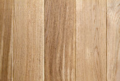 Viejo fondo amarillo o marrón de madera de la textura Tableros o los paneles Fotografía de archivo