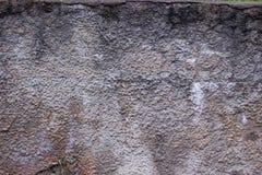 Viejo fondo concreto de la textura para el diseño Fotografía de archivo