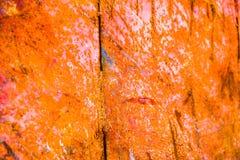 Viejo fondo corroído de la pared del metal Superficie de metal agrietada escamosa oxidada Resuma la textura superficial del metal imágenes de archivo libres de regalías