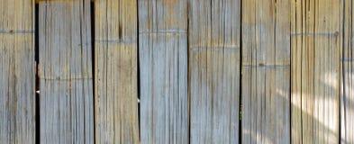 Viejo fondo de bambú Imágenes de archivo libres de regalías