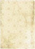 Viejo fondo de la correspondencia Foto de archivo libre de regalías