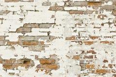 Viejo fondo de la pared de ladrillo fotografía de archivo libre de regalías