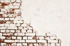 Viejo fondo de la pared de ladrillo Foto de archivo