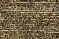 Viejo fondo de la pared de piedra Foto de archivo libre de regalías