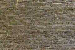 Viejo fondo de la pared de piedra Foto de archivo