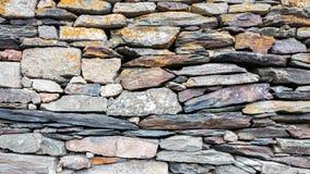 Viejo fondo de la textura de la albañilería de piedra Imágenes de archivo libres de regalías