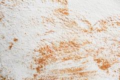 Viejo fondo de la textura de la pared con los rasguños Fotos de archivo
