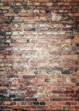 Viejo fondo de la textura de la pared de ladrillos Fotos de archivo libres de regalías