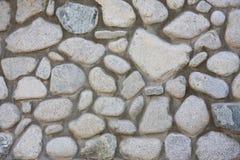 Viejo fondo de la textura de la pared de piedra imagen de archivo libre de regalías