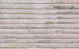Viejo fondo de madera arcaico blanco Fotografía de archivo