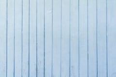 Viejo fondo de madera azul Fotos de archivo