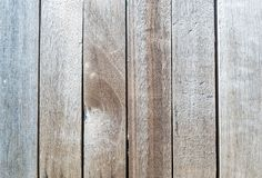 Viejo fondo de madera de la pared Imagen de archivo