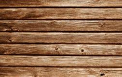 Viejo fondo de madera de la textura Foto de archivo libre de regalías