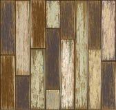 Viejofondo de madera de la textura. Imagen de archivo