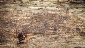 Viejo fondo de madera de la textura Fotos de archivo libres de regalías