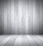 Viejo fondo de madera de la textura del sitio Foto de archivo libre de regalías