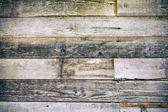 Viejo fondo de madera de los tablones fotos de archivo