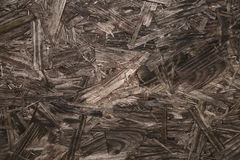 Viejo fondo de madera del viejo hogar Corrosión de la base o del techo en el interior del hogar Corrosión del fondo de madera y d foto de archivo