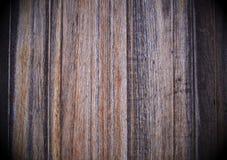 Viejo fondo de madera del vintage Foto de archivo libre de regalías
