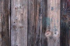Viejo fondo de madera estructurado detallado de los tablones Imagen de archivo libre de regalías